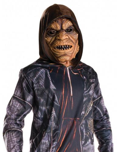 Disfraz con máscara Killer Croc - Escuadrón Suicida™ adulto-1