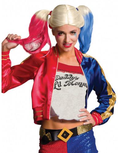 Disfraz Harley Quinn adulto deluxe - Escuadrón Suicida™-1