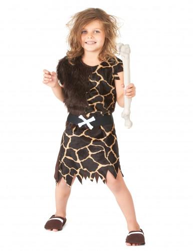 Disfraz de niño de las cavernas mixto-5
