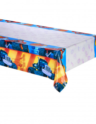 Mantel de plástico Blaze y los Monster Machines™ 120x180 cm-1