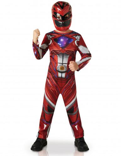 Disfraz Power Rangers™ rojo - Película