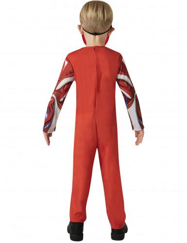 Disfraz Power Rangers™ rojo - Película-2