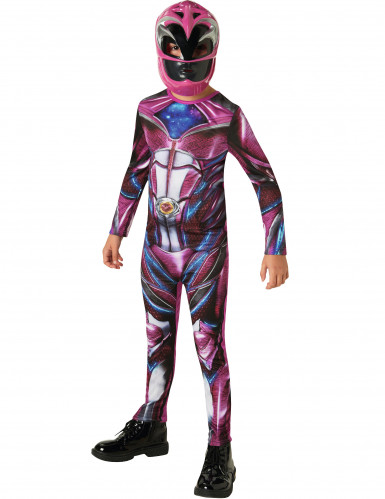 Disfraz Power Rangers™ rosa - Película-1