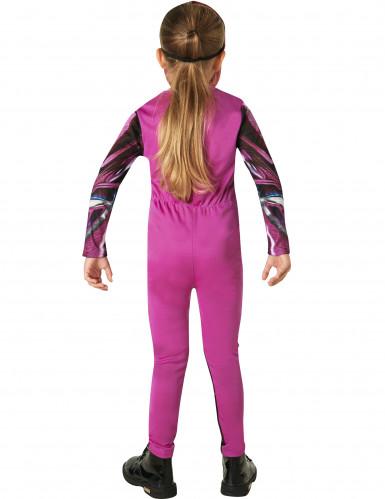 Disfraz Power Rangers™ rosa - Película-2