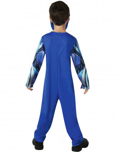 Disfraz Power Rangers™ azul - Película-2