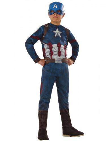 Disfraz Capitán América clásico Civil War - Los Vengadores™