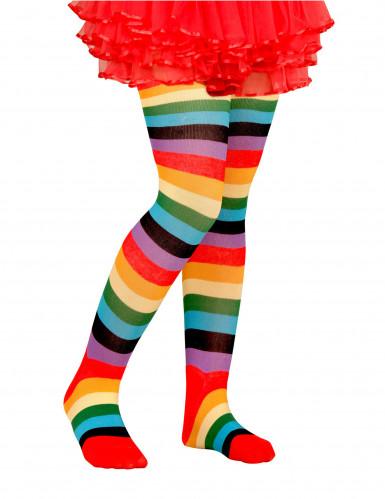 Medias multicolores niño