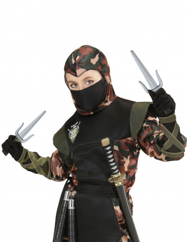 Kit accesorios ninja niño-1
