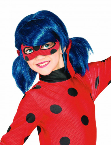 Peluca Ladybug™ niña
