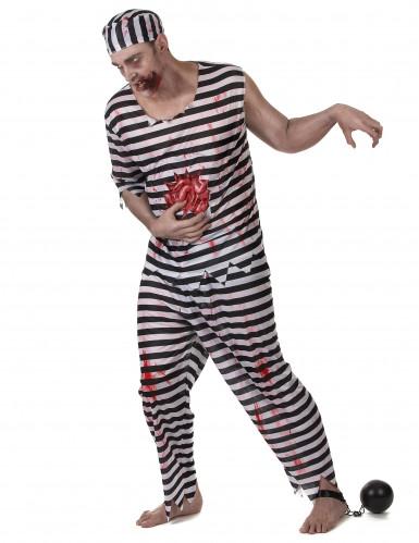 Disfraz de preso zombie hombre-1