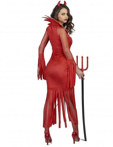 Disfraz de demonio del fuego mujer-2