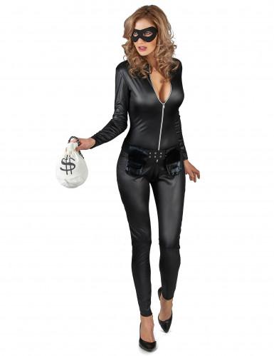 Disfraz de ladrona enmascarada sexy mujer-1