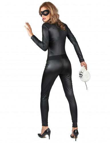 Disfraz de ladrona enmascarada sexy mujer-2
