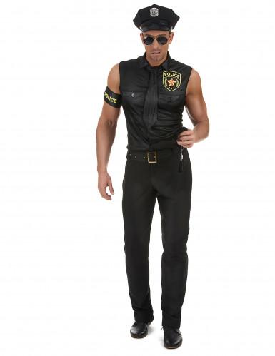 Disfraz de policía sexy hombre-1