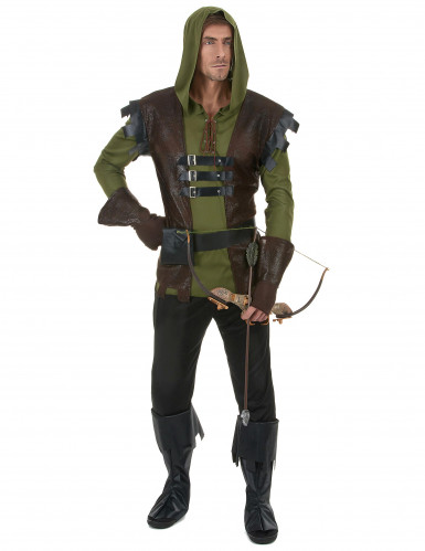 Disfraz de cazador arquero hombre