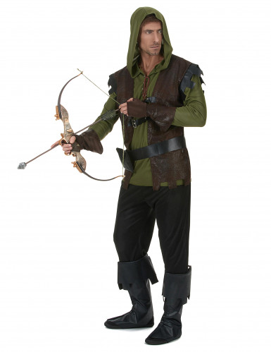 Disfraz de cazador arquero hombre-1