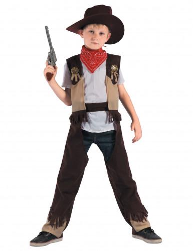 Disfraz de vaquero rodeo niño