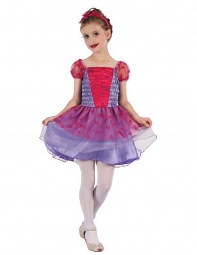 Disfraz de princesa bailarina niña