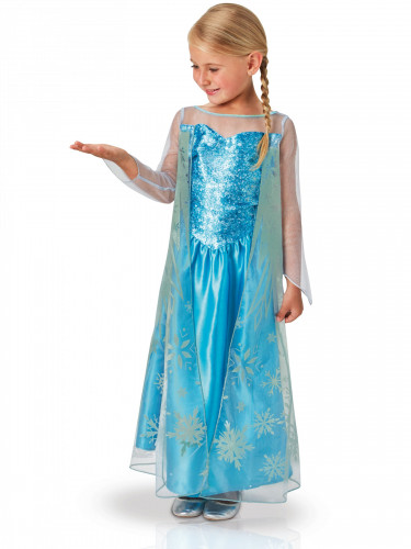 Disfraz Elsa Frozen™ clásico