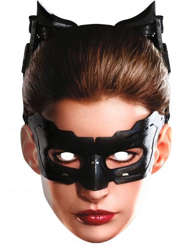 Máscara Catwoman™ Dark Knight cartón