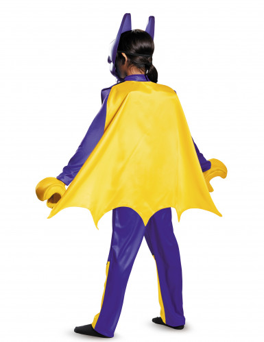 Disfraz de Batgirl LEGO deluxe movie® infantil-2