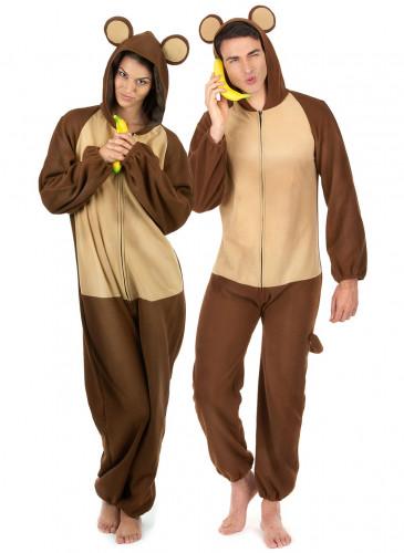 Disfraz de pareja mono