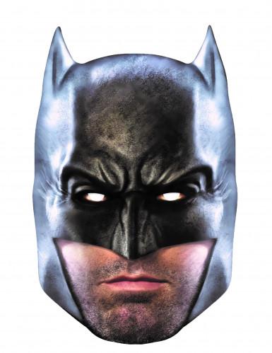 Máscara de cartón de Batman- El amanecer de la justicia