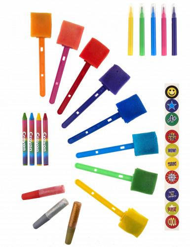 Kit de accesorios de dibujo y pinceles mágicos Lefranc & Bourgeois
