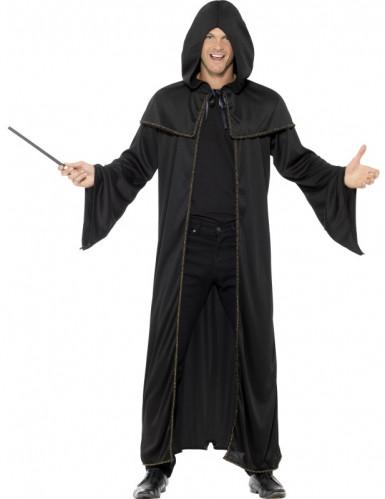 Capa estudiante brujo hombre