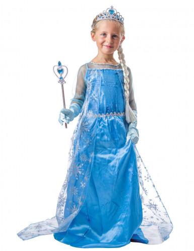 Accesorios princesa del hielo niño