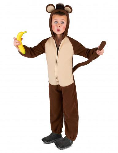 Disfraz de mono Niño-1