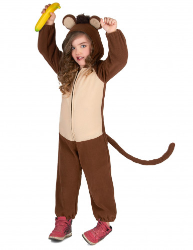 Disfraz de mono Niño-3