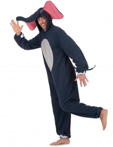 Disfraz de elefante Hombre-1