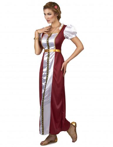 Disfraz mujer medieval Ginebra-1