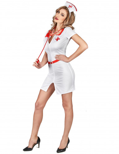 Disfraz de enfermera sexy Mujer-1