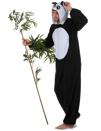 Disfraz de panda adulto hombre-1