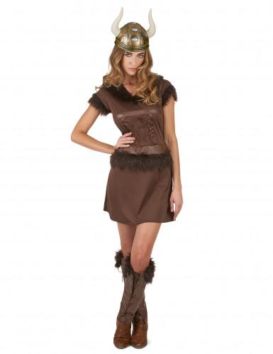 Disfraz vikinga sexy mujer-1