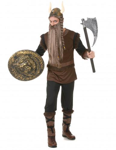 Disfraz de vikingo adulto-1