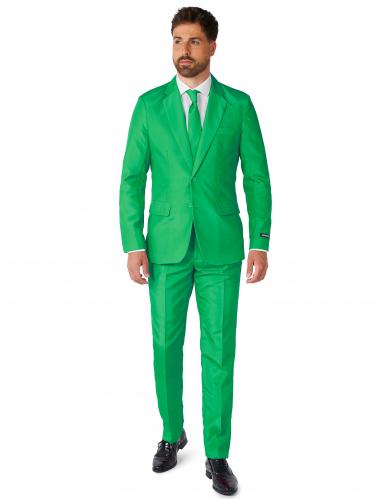 Traje Mr Solid verde Suitmeister™ Hombre