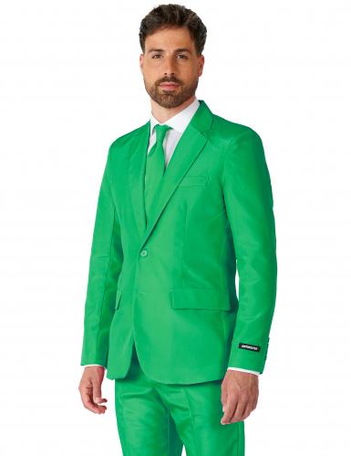 Traje Mr Solid verde Suitmeister™ Hombre-1