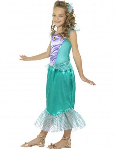 Disfraz sirena con escamas niña-2