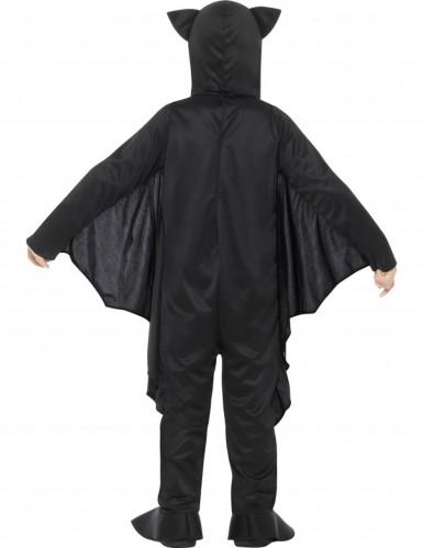 Disfraz esqueleto murciélago niño Halloween-2