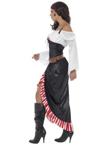 Disfraz miss sexy calavera pirata mujer-1