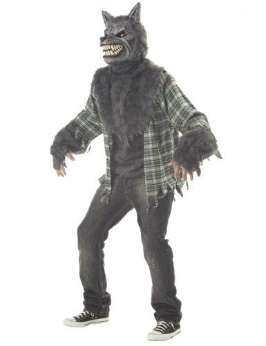 Disfraz hombre lobo lujo Halloween