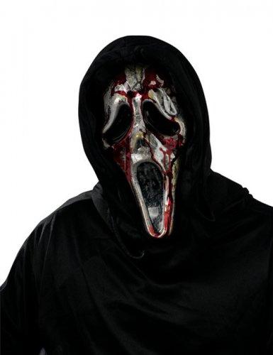 Máscara ensangrentada Scream™ adulto
