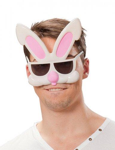 Gafas humorísticas conejo adulto