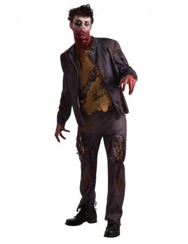 Disfraz de zombie adulto