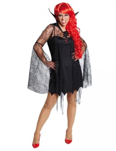 Disfraz vampiro gótico mujer