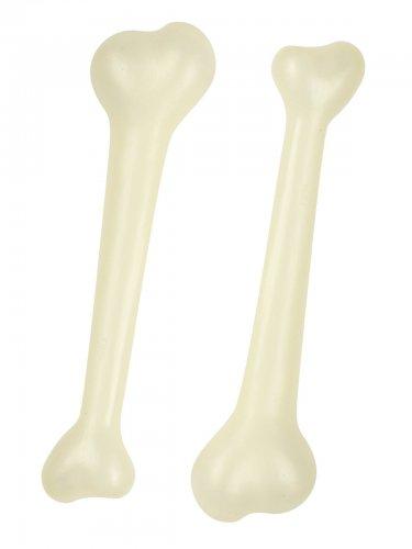 Lote de 2 huesos fosforescentes