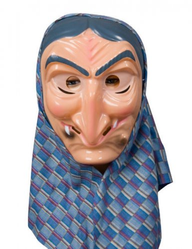 Máscara bruja